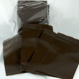 "100-baggie pack, Brown, 3""x5"""