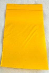 "100-baggie pack, Yellow, 4""x6"""