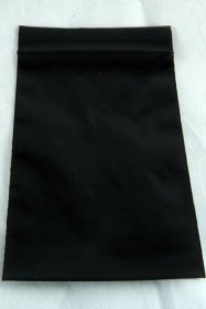 "100-baggie pack, Black, 4""x6"""